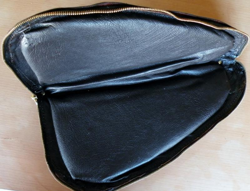 Soft Sided Pistol Case